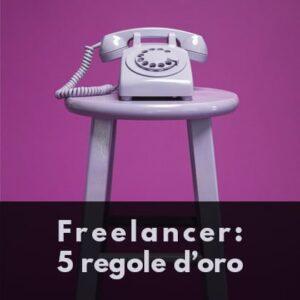 rapportarsi da freelancer con i clienti