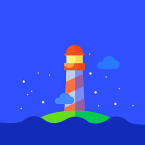 logo lighthouse google