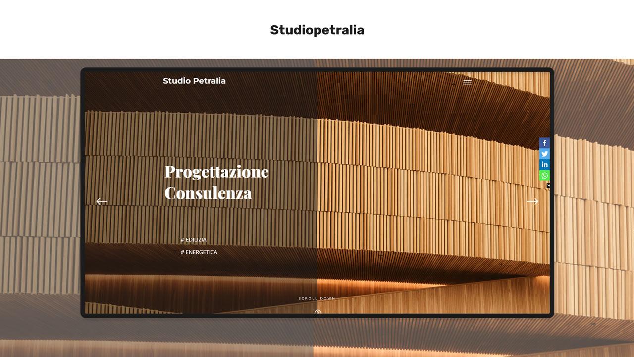 portfolio immagine studiopetralia